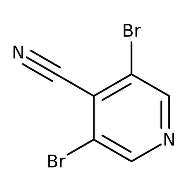 Alfa Aesar™3,5-Dibrom-4-cyanpyridin, 97% 250mg Alfa Aesar™3,5-Dibrom-4-cyanpyridin, 97%