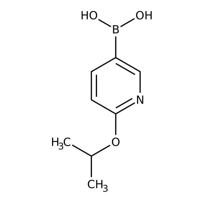 Alfa Aesar™2-Isopropoxypyridine-5-boronic acid, 97% 1g Alfa Aesar™2-Isopropoxypyridine-5-boronic acid, 97%