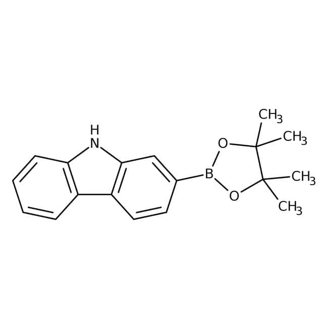 Alfa Aesar™Carbazole-2-boronic acid pinacol ester, tech. 90%