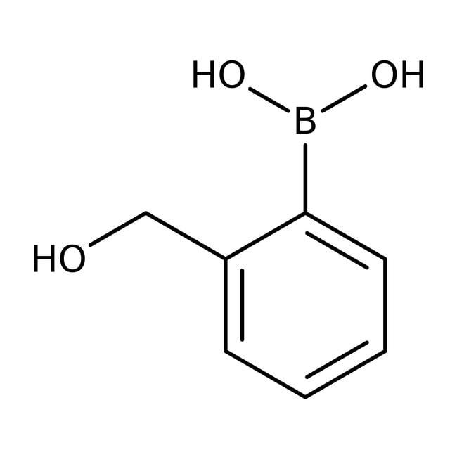 2-(Hydroxymethyl)phenylboronic Acid (contains varying amounts of Anhydride), TCI America