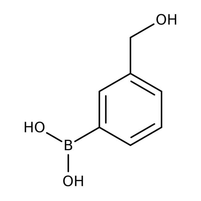 3-(Hydroxymethyl)phenylboronic Acid (contains varying amounts of Anhydride), TCI America
