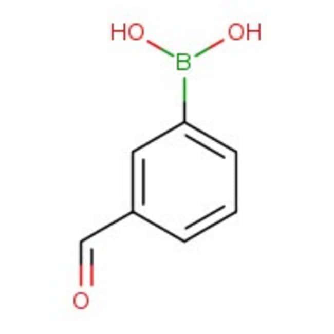 3-Formylphenylboronic acid, 97%, ACROS Organics™