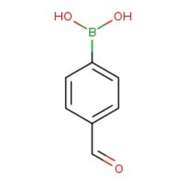 4-Formylphenylboronic acid, 97%, ACROS Organics™