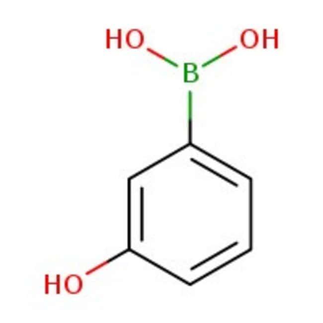 3-Hydroxyphenylboronic acid, 97%, ACROS Organics