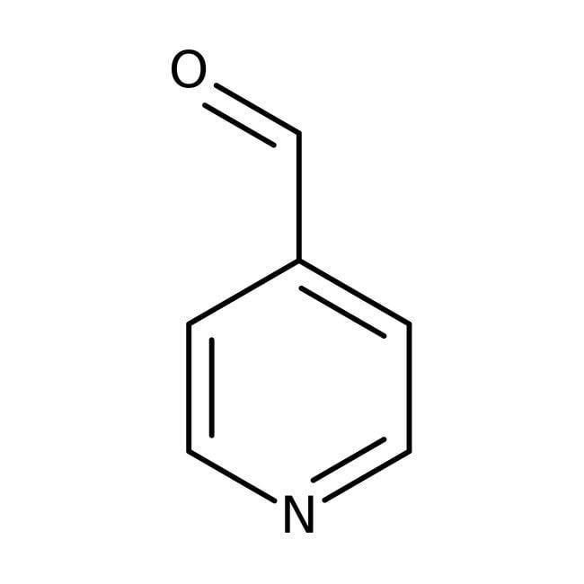 Alfa Aesar™Piridina-4-carboxaldehído, 97% 25g Alfa Aesar™Piridina-4-carboxaldehído, 97%