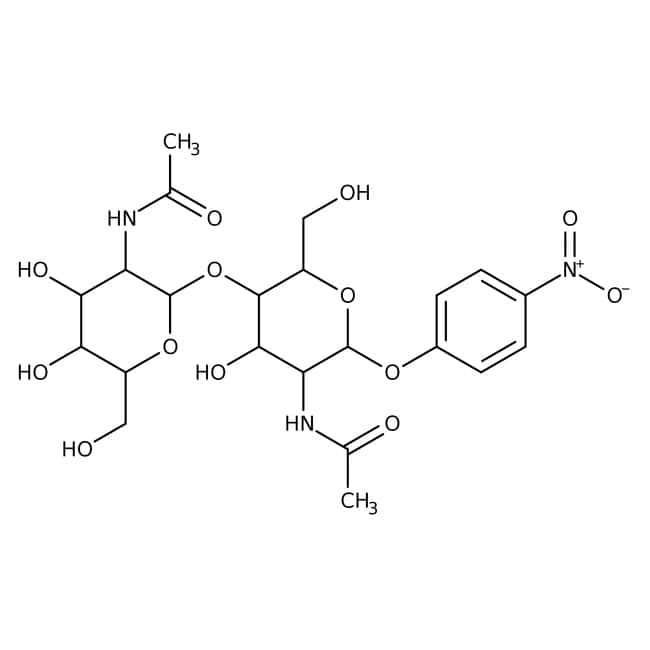 GalNAc beta(1-4)GlcNAc-beta-pNP 98.0 %, TCI America