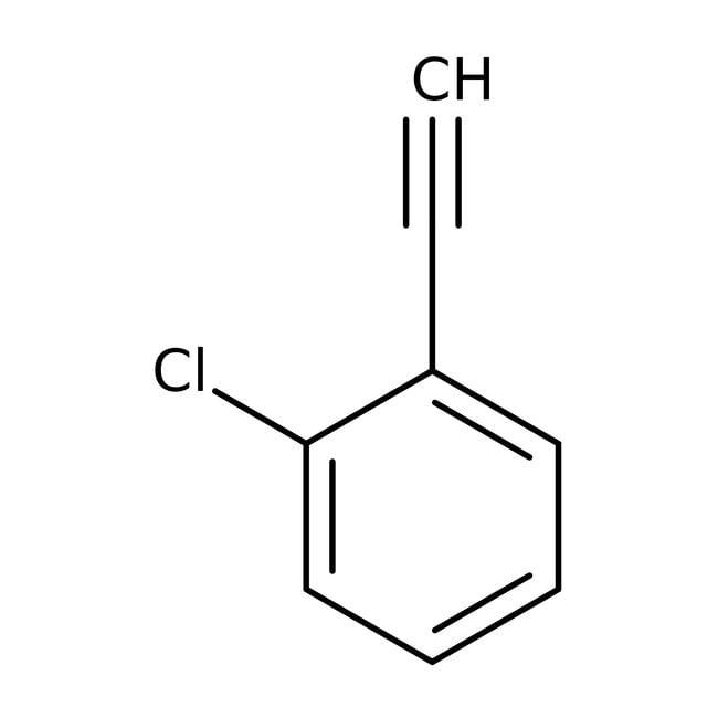 2-chlorophenylacetylene, 98%, ACROS Organics
