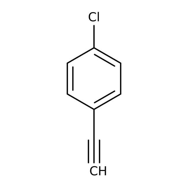 1-Chloro-4-ethynylbenzene, 98%, ACROS Organics