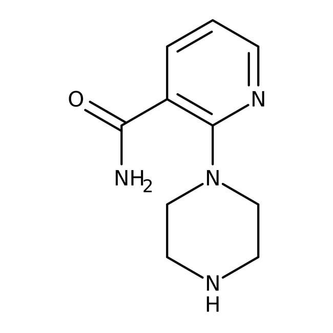 Alfa Aesar™2-(1-Piperazinyl)nicotinamide, 95% 250mg Alfa Aesar™2-(1-Piperazinyl)nicotinamide, 95%