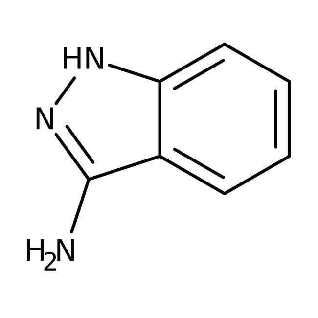 Alfa Aesar™3-Amino-1H-indazole, 97% 1g Alfa Aesar™3-Amino-1H-indazole, 97%