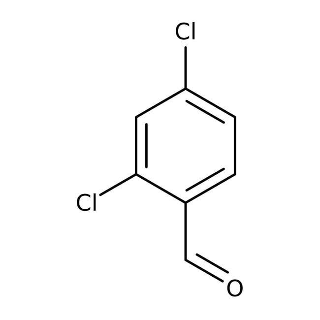 Alfa Aesar™2,4-Diclorobenzaldehído, 98% 2500g Alfa Aesar™2,4-Diclorobenzaldehído, 98%