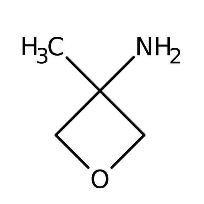 Alfa Aesar™3-Amino-3-methyloxetane, 95% 500mg Alfa Aesar™3-Amino-3-methyloxetane, 95%