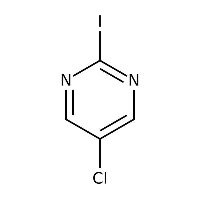 Alfa Aesar™5-Chloro-2-iodopyrimidine, 98% 250mg Alfa Aesar™5-Chloro-2-iodopyrimidine, 98%