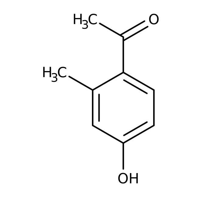 4′-Hydroxy-2′-methylacetophenone 98.0+%, TCI America™
