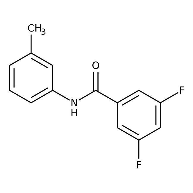 Alfa Aesar™3,5-Difluoro-N-(3-methylphenyl)benzamid, 97% 1g Produkte