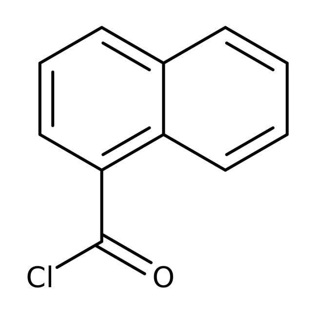 1-Naphthoyl chloride, 99%, ACROS Organics™