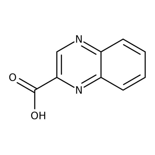 2-Quinoxalinecarboxylic acid, 97%, ACROS Organics™