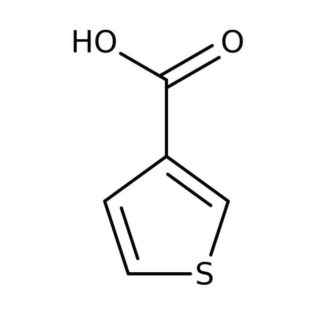 Thiophene-3-carboxylic acid, 97%, Maybridge