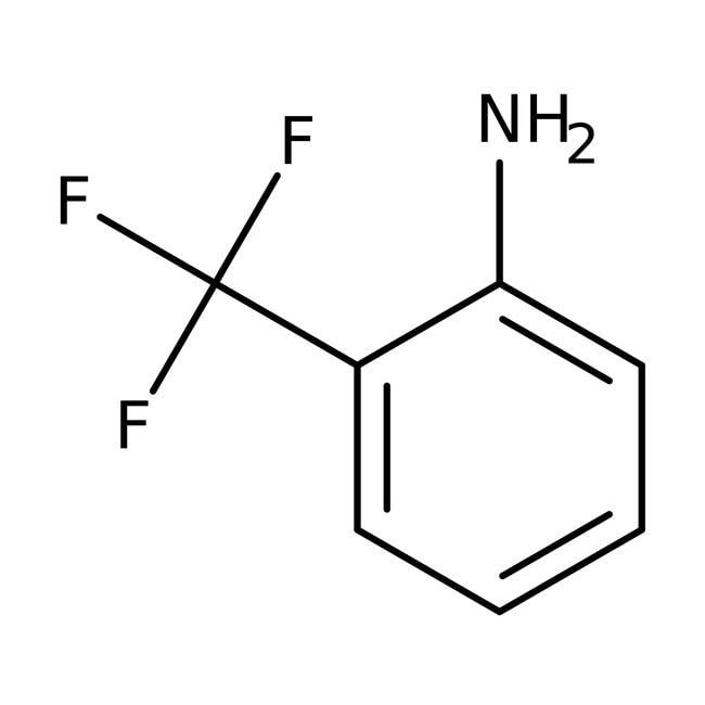 2-(Trifluoromethyl)aniline, 97%, Maybridge™ 10g 2-(Trifluoromethyl)aniline, 97%, Maybridge™