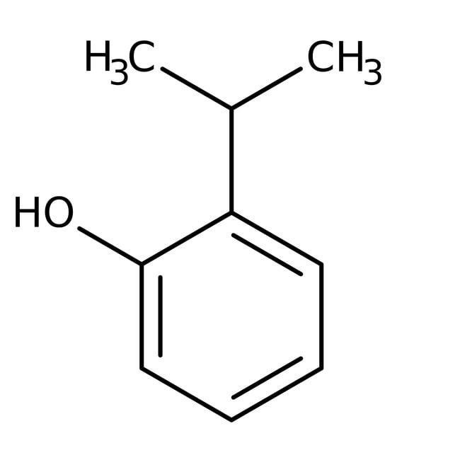 2-Isopropylphenol 98.0 %, TCI America