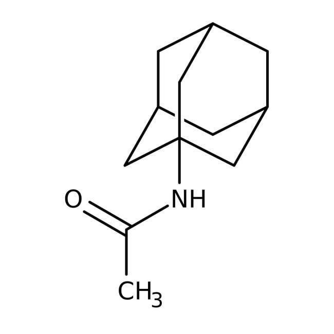 1-Acetamidoadamantane, 99+%, ACROS Organics