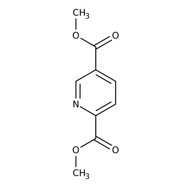 Alfa Aesar  Dimethyl pyridine-2,5-dicarboxylate, 98+%