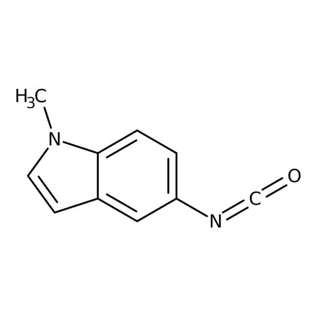 5-Isocyanato-1-methyl-1H-indole, 97%, Maybridge™