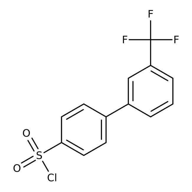 3'-(Trifluoromethyl)biphenyl-4-sulfonyl chloride, 97%, Acros Organics