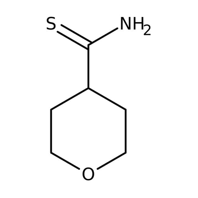 Tetrahydropyran-4-carbothioamide, 90%, Maybridge™