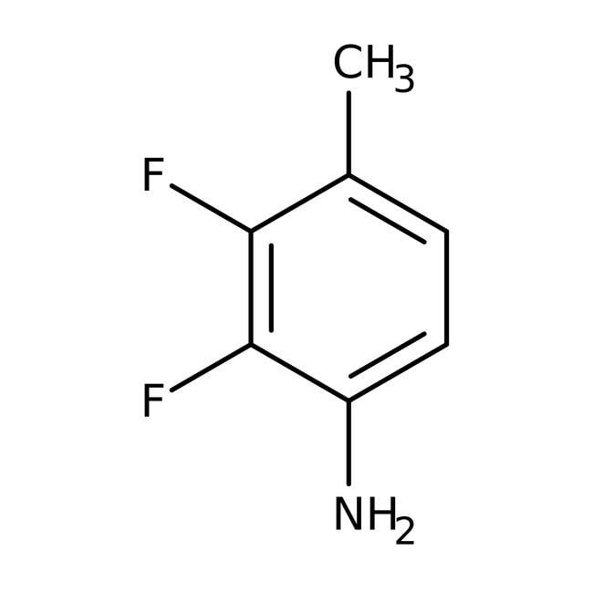 Alfa Aesar™2,3-Difluoro-4-methylaniline, 97% 5g Alfa Aesar™2,3-Difluoro-4-methylaniline, 97%