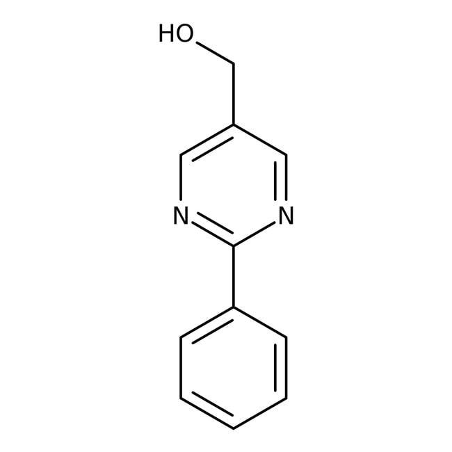 (2 -Phenylpyrimidin-5-yl)methanol, 97%, Maybridge Braunglasflasche, 1g (2 -Phenylpyrimidin-5-yl)methanol, 97%, Maybridge