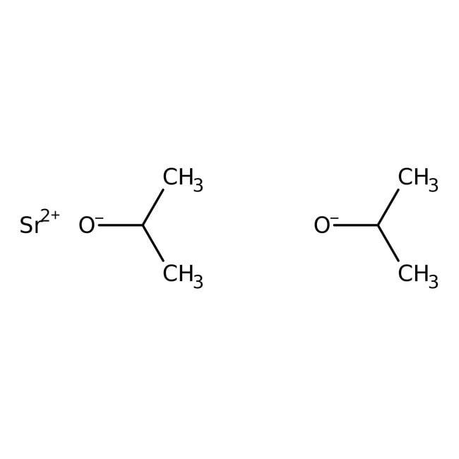 Alfa Aesar™Strontium isopropoxide, 96% 25g Alfa Aesar™Strontium isopropoxide, 96%