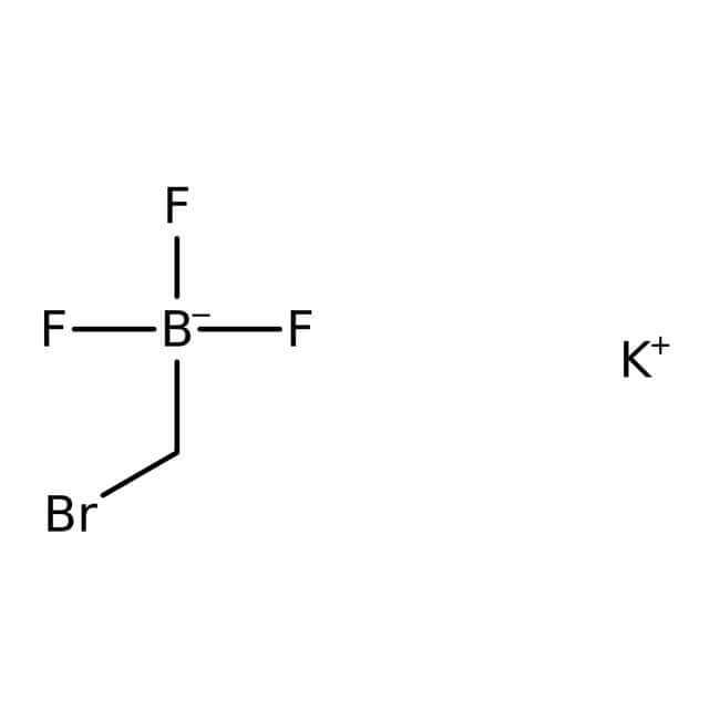 Potassium bromomethyltrifluoroborate, 95%, ACROS Organics™ 5g Potassium bromomethyltrifluoroborate, 95%, ACROS Organics™