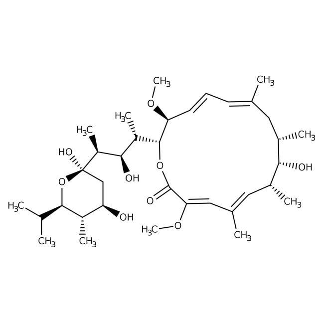 MilliporeSigmaCalbiochem InSolution Bafilomycin A1, 97% by HPLC 15ug:Protein