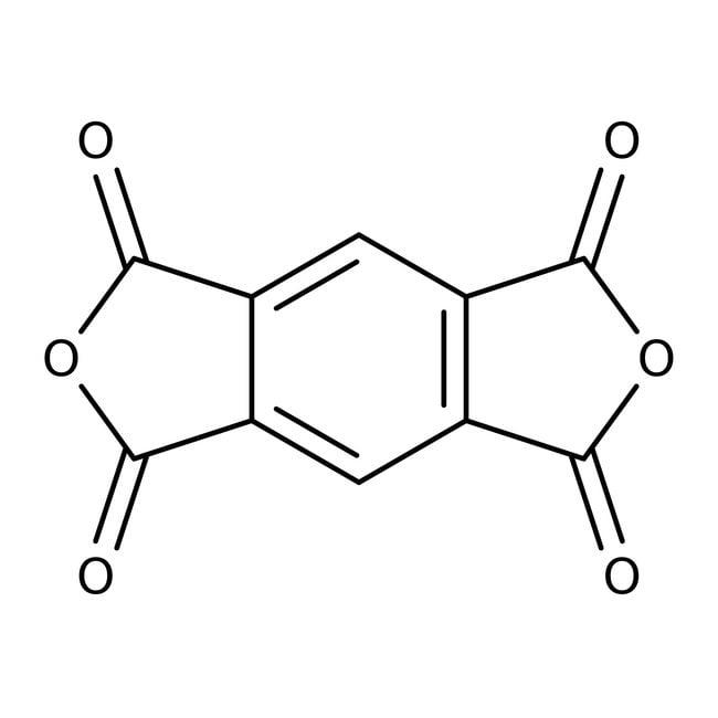 1,2,4,5-Benzenetetracarboxylic anhydride, 99%, ACROS Organics™ 2.5kg 1,2,4,5-Benzenetetracarboxylic anhydride, 99%, ACROS Organics™