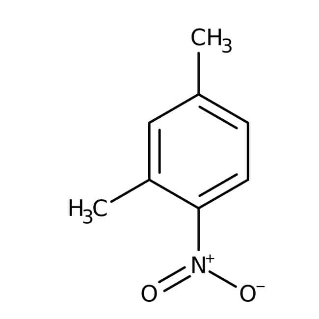 4-Nitro-m-xylene, 99%, ACROS Organics
