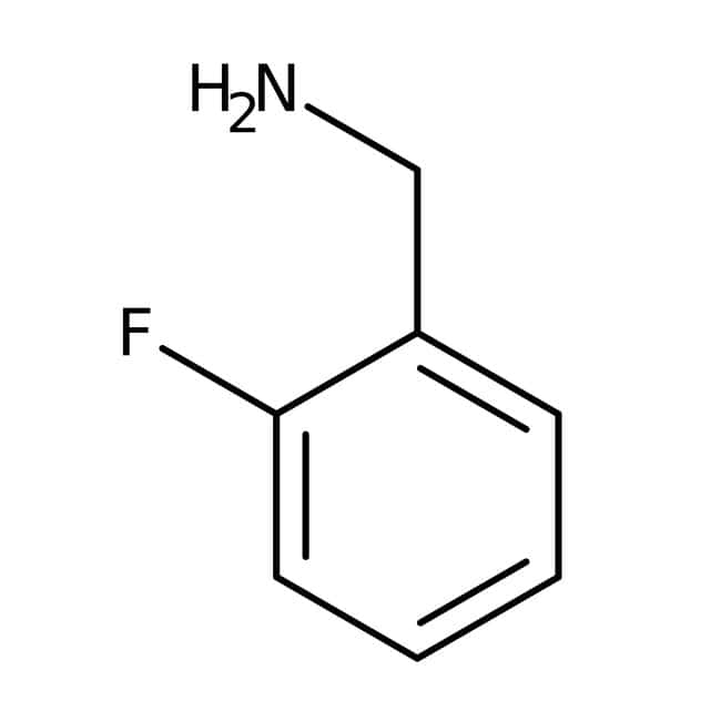 2-Fluorobenzylamine, 96%, ACROS Organics