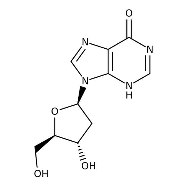 2'-Deoxyinosine, 98+%, ACROS Organics™