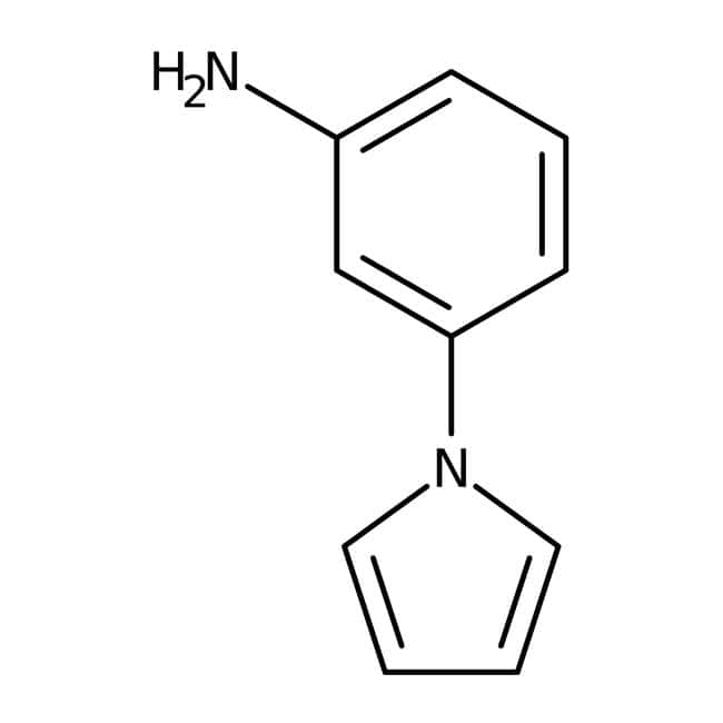 3-(1H-Pyrrol-1-yl)aniline, 97%, Maybridge™