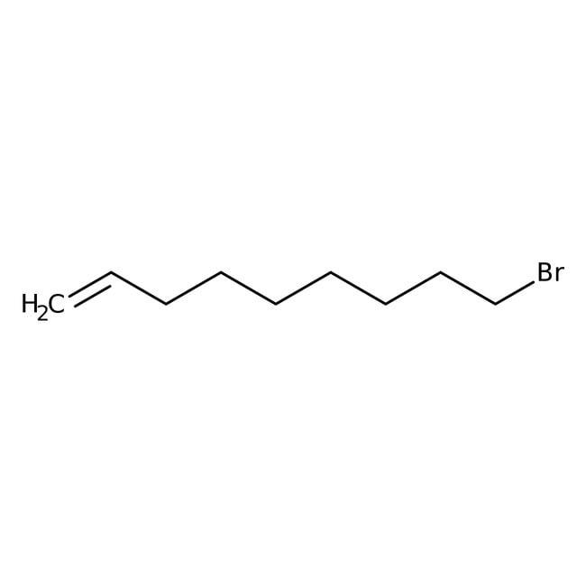 Alfa Aesar™9-Bromo-1-nonene, 97% 5g Alfa Aesar™9-Bromo-1-nonene, 97%