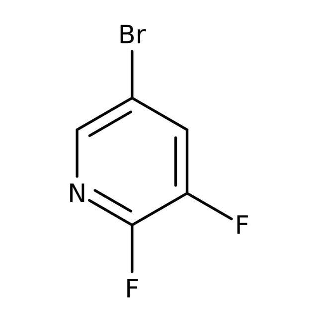 Alfa Aesar™5-Bromo-2,3-difluoropyridine, 97% 5g Alfa Aesar™5-Bromo-2,3-difluoropyridine, 97%