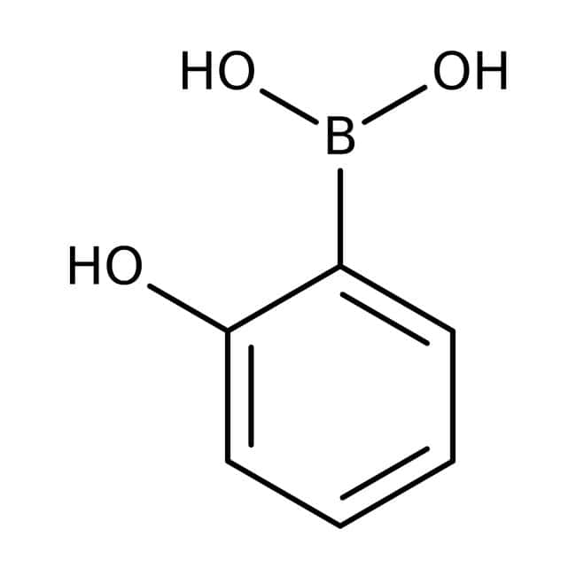 2-Hydroxyphenylboronic acid, 97%, ACROS Organics