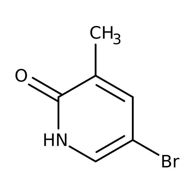 Alfa Aesar™5-Bromo-2-hydroxy-3-methylpyridine, 98% 25g Alfa Aesar™5-Bromo-2-hydroxy-3-methylpyridine, 98%