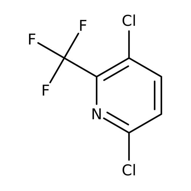 3,6-Dichloro-2-(trifluoromethyl)pyridine, 97%, ACROS Organics™