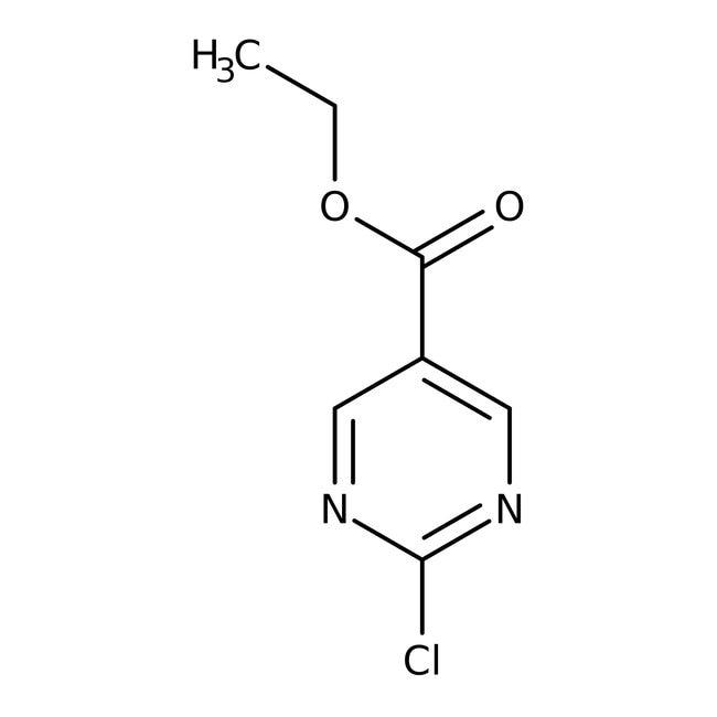 Ethyl 2-chloropyrimidine-5-carboxylate, 95%, ACROS Organics™