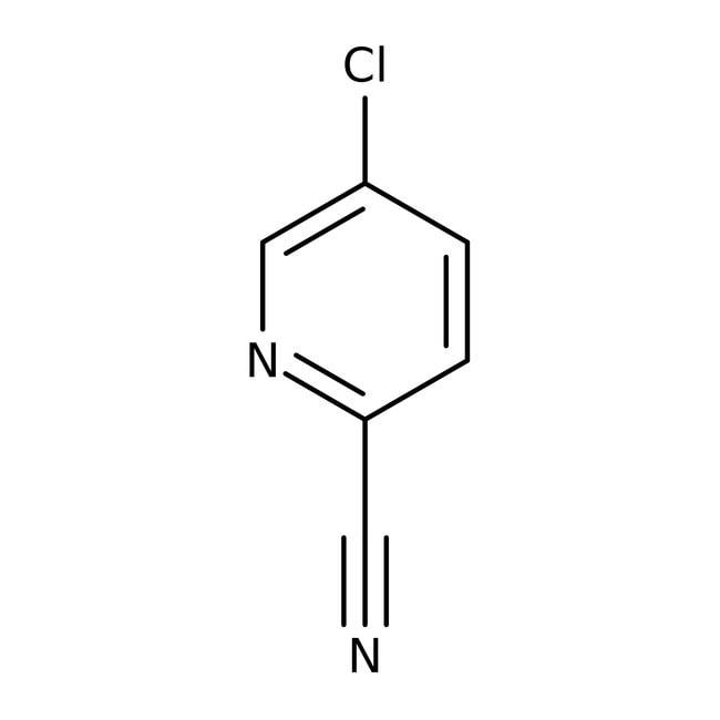 Alfa Aesar™5-chloro-2-cyanopyridine, 96% 1g Alfa Aesar™5-chloro-2-cyanopyridine, 96%