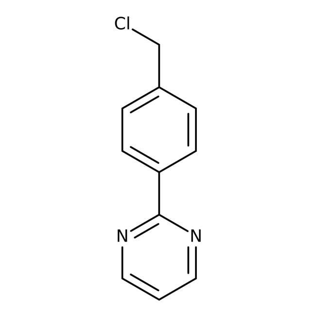 2-[4-(Chloromethyl)phenyl]pyrimidine, 97%, Maybridge