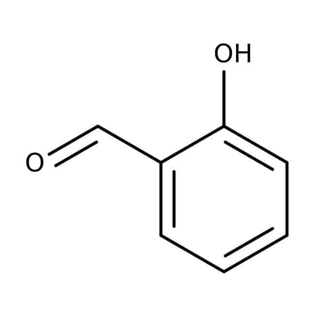 Salicylaldehyde, 99%, ACROS Organics™ 100g; Glass bottle Salicylaldehyde, 99%, ACROS Organics™