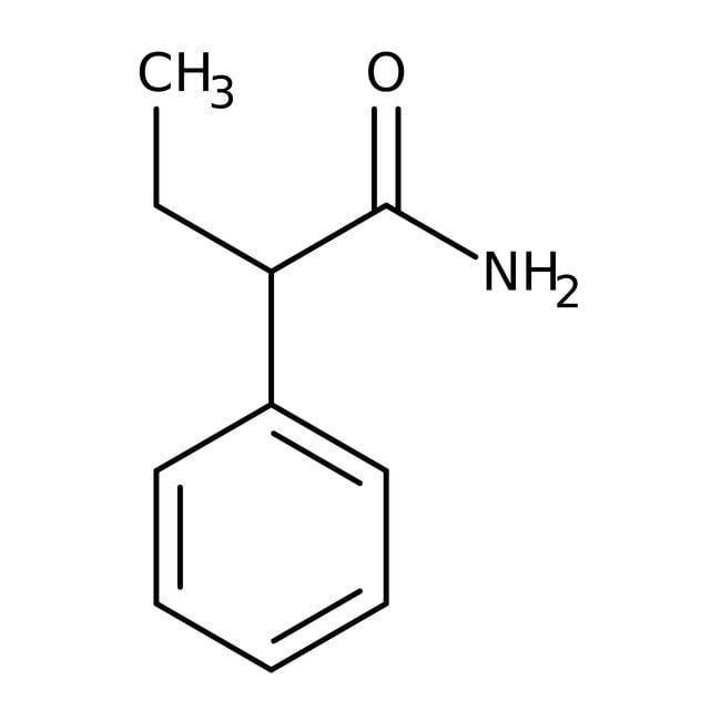 2-Phenylbutyramide, 98%, ACROS Organics