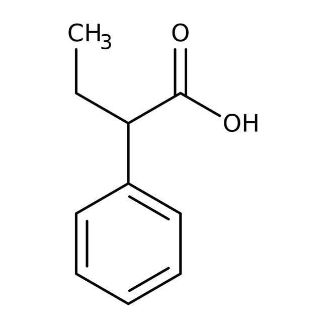 Alfa Aesar  (+/-)-2-Phenylbutyric acid, 98%